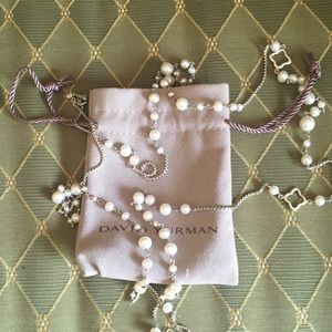 Authentic David Yurman necklace
